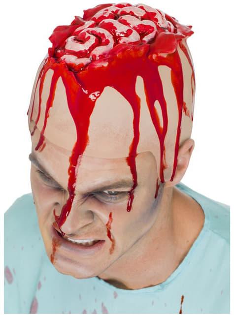 Casquette de crâne ouvert