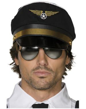 Pilotská čepice