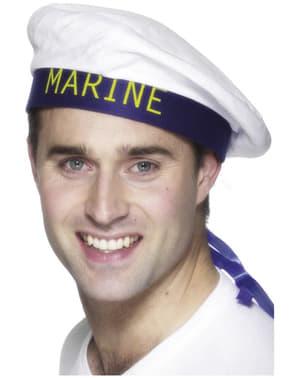 Czapka marynarz