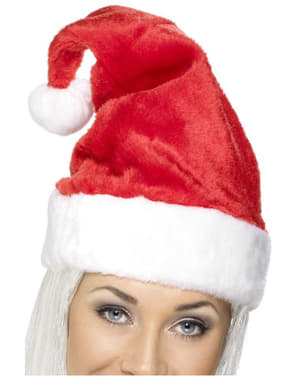 Cappello Santa Claus deluxe