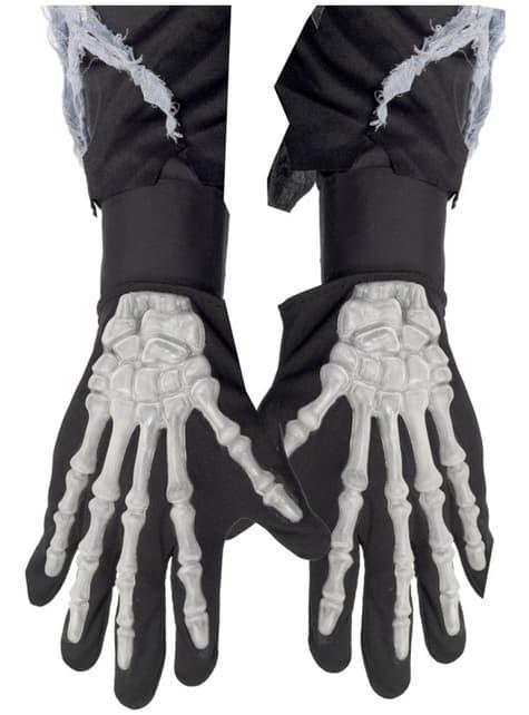 Guantes de esqueleto adulto