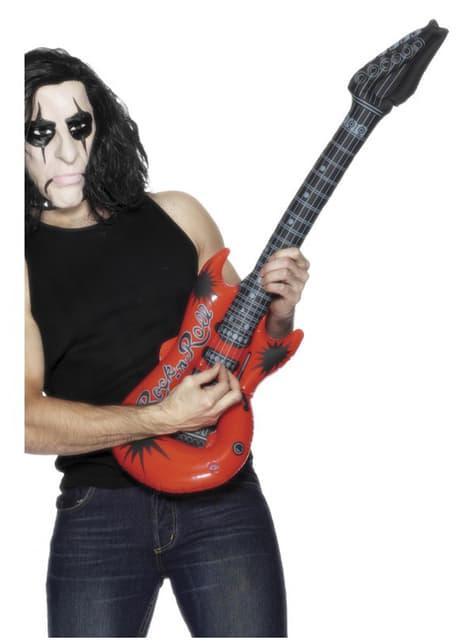 Puhallettava kitara