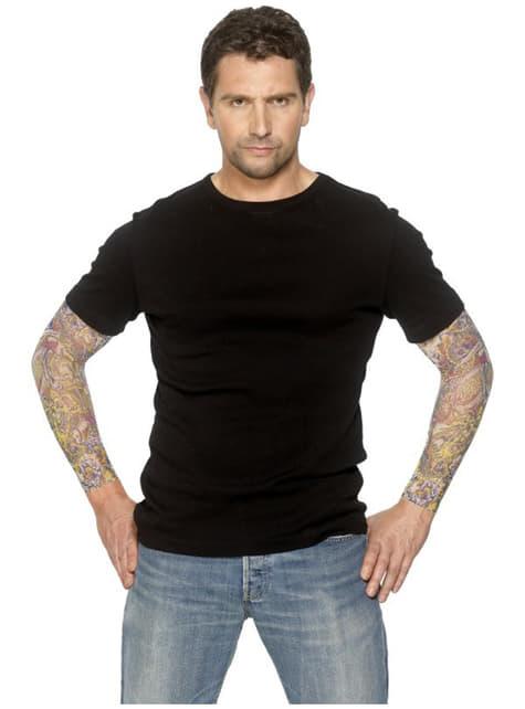 Manches tatouage