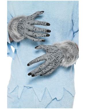 Ulve mand hænder