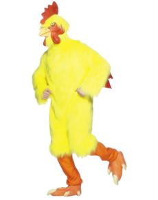 Disfraz de pollo deluxe