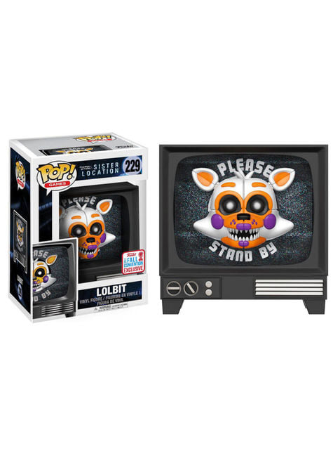 Funko POP! Lolbit - Five Nights at Freddy's