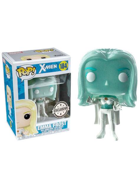 Funko POP! Emma Frost transparente - X-Men