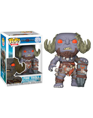 Funko POP! Fire Troll - God of War