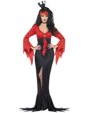 Disfraz de reina demonio