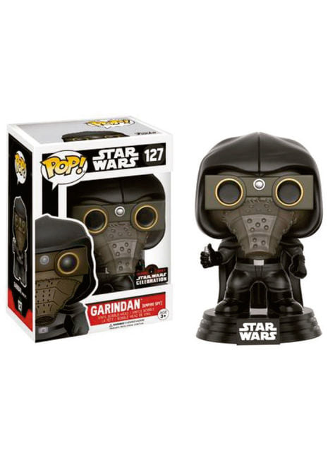 Funko POP! Garindan - Star Wars
