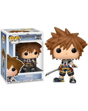 Funko POP! Sora - Kingdom Hearts