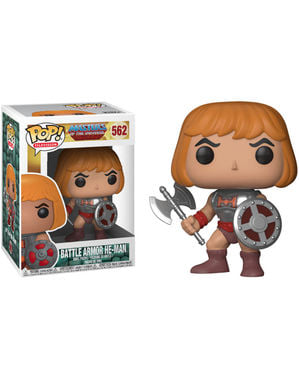 Funko POP! He-Man with Battle Armor - Masters of the Universe