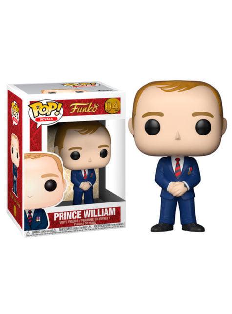 Funko POP! Principe William - Familia Real Británica