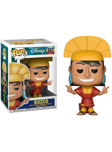 Funko POP! Kuzco - דיסני: Groove ניו הקיסרים