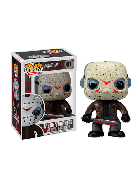 Funko POP! Jason Voorhees - Friday the 13th