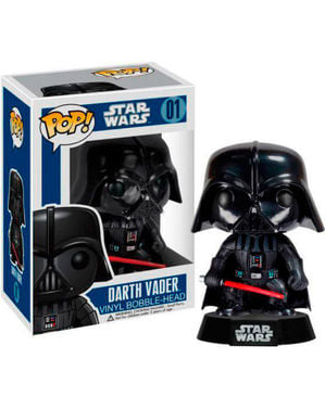 Funko POP! Dark Vador - Star Wars