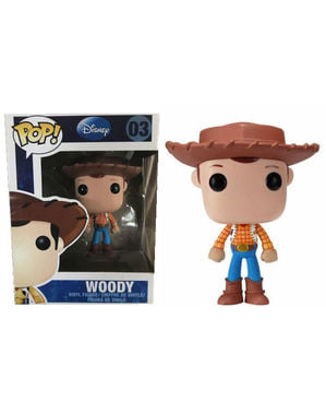 Funko POP! Woody - Toy Story