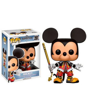 Funko POP! Mickey - Kingdom Hearts