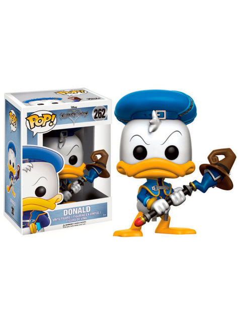 Funko POP! Donald - Kingdom Hearts