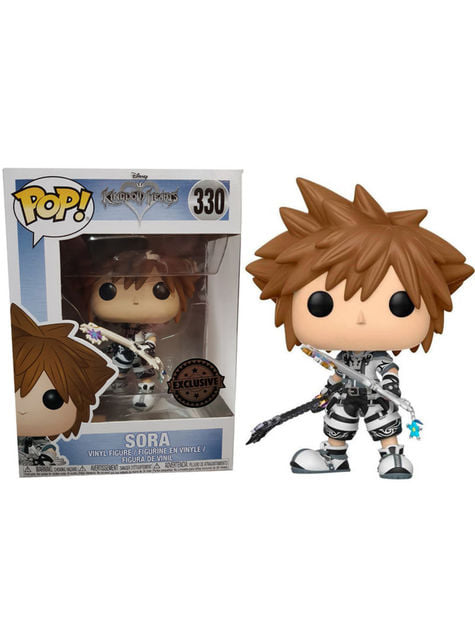 Funko POP! Sora Gear - Kingdom Hearts