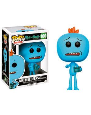 Funko POP! Mr Meeseeks (box) - Rick & Morty
