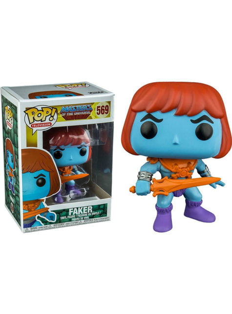 Funko POP! Faker - Masters del Universo