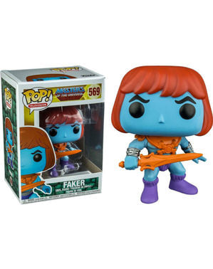 Funko POP! זַיְפָן - ריבונו של עולם