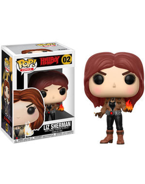 Funko POP! Liz Sherman - Hellboy