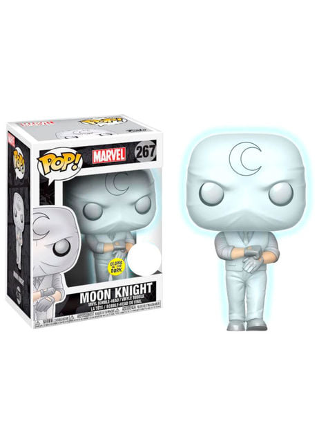 Funko POP! Caballero Luna brillante - Marvel