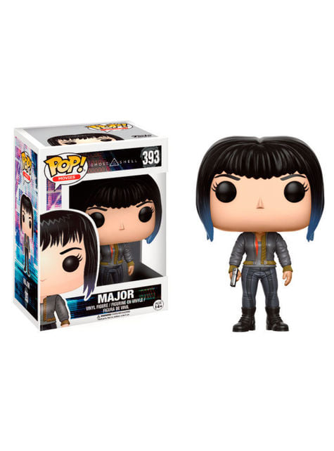 Funko POP! Ghost in the Shell - סרן