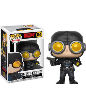 Funko POP! Lobster Johnson - Hellboy