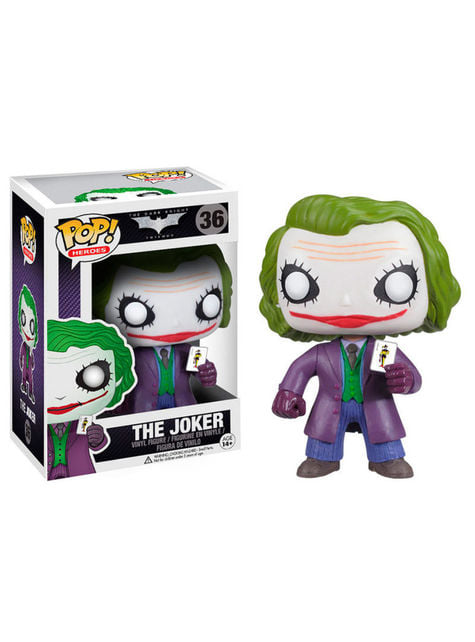 Funko POP! Joker - Batman El Caballero Oscuro