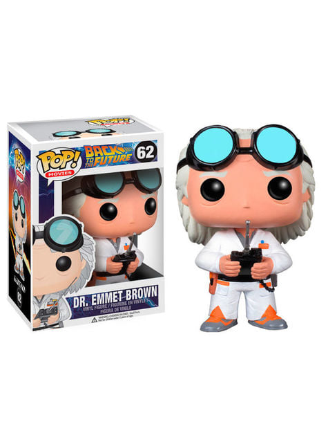 Funko POP! Doc - Back to the Future