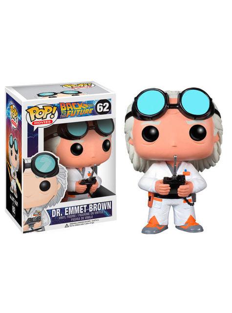 Funko POP! Dr Emmet Brown - Regreso al Futuro