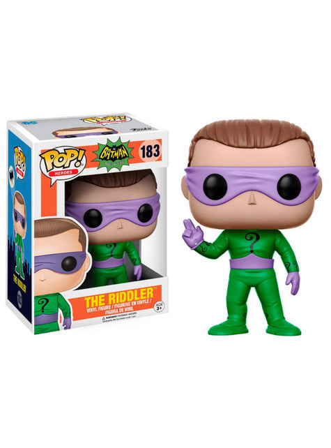 Funko POP! The Riddler - Batman 1966
