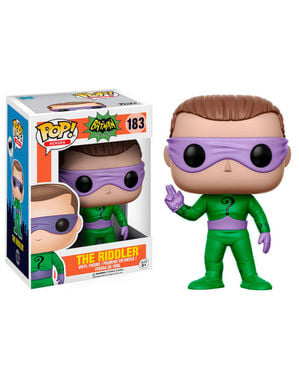 Funko POP! Riddler - Batman 1966
