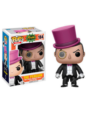 Funko POP! Penguen - Batman 1966