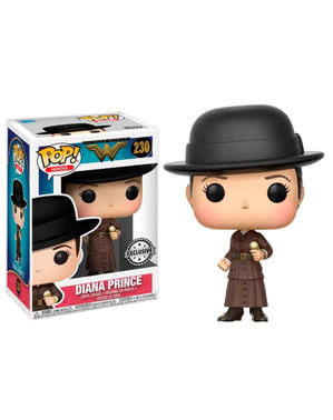 Funko POP! Diana Dondurmalı - DC Wonder Woman