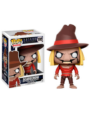Funko POP! Scarecrow - Batman Animated DC