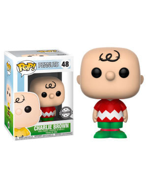 Funko POP! Peanuts Charlie Brown Holiday - Snoopy