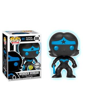 Funko POP! Чудо жена fosforescente GITD - DC Комикс