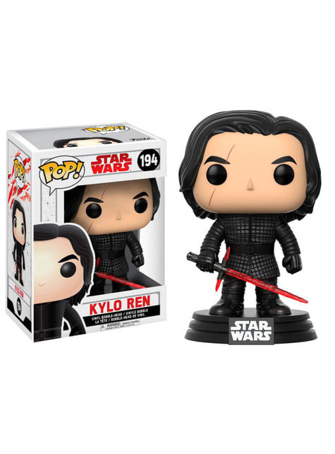 Funko POP! Kylo Ren - Star Wars The Last Jedi