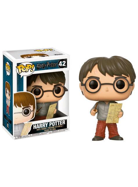 Funko POP! Harry Potter con mapa del merodeador - Harry Potter