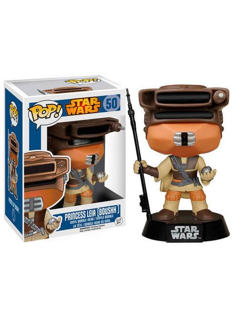 Funko POP! Princesa Leia Boushh - Star Wars El Retorno del Jedi