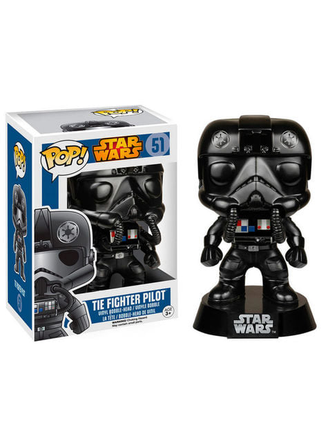 Funko POP! Pilot - TIE Star Wars