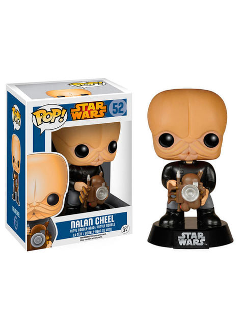 Funko POP! Nalan Cheel Cantina - Star Wars
