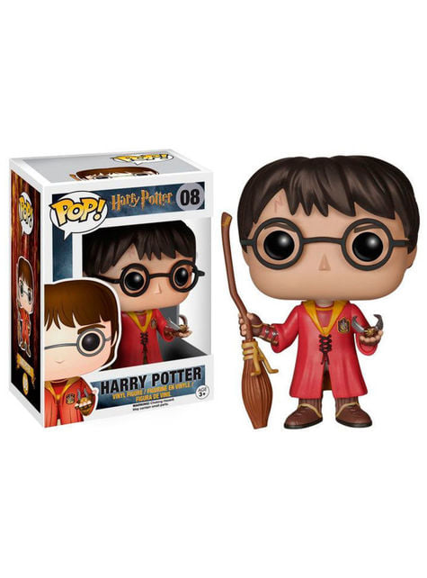 Funko POP! Harry Potter Quidditch - Harry Potter