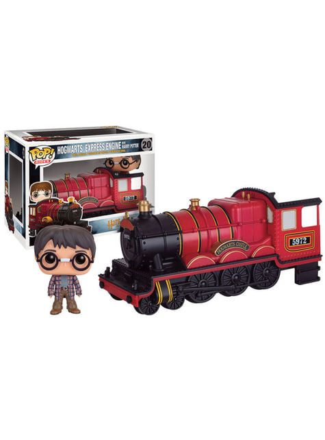 Funko POP! Harry Potter Hogwarts Express Engine - Harry Potter