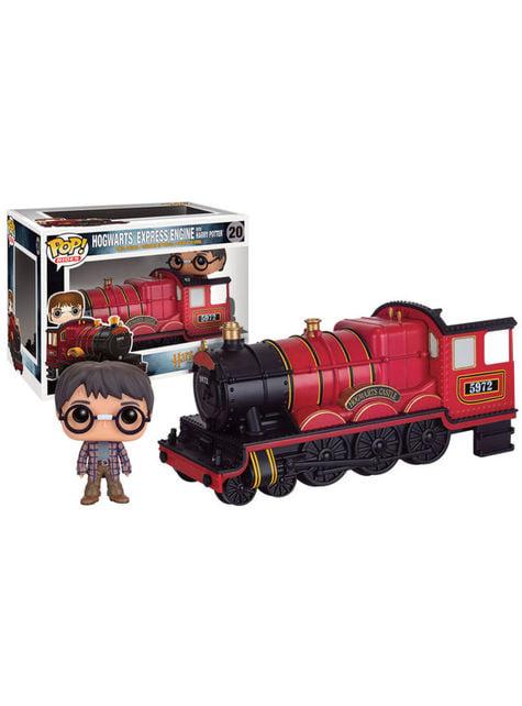 Funko POP! Harry Potter y Expreso de Hogwarts - Harry Potter