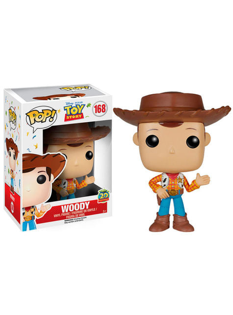 Funko POP! Woody - Disney: Toy Story